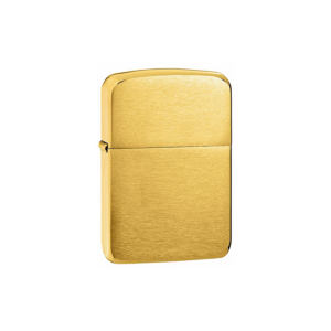 This brass lighter is one of Sugar & Cloth's favorite holiday essentials.