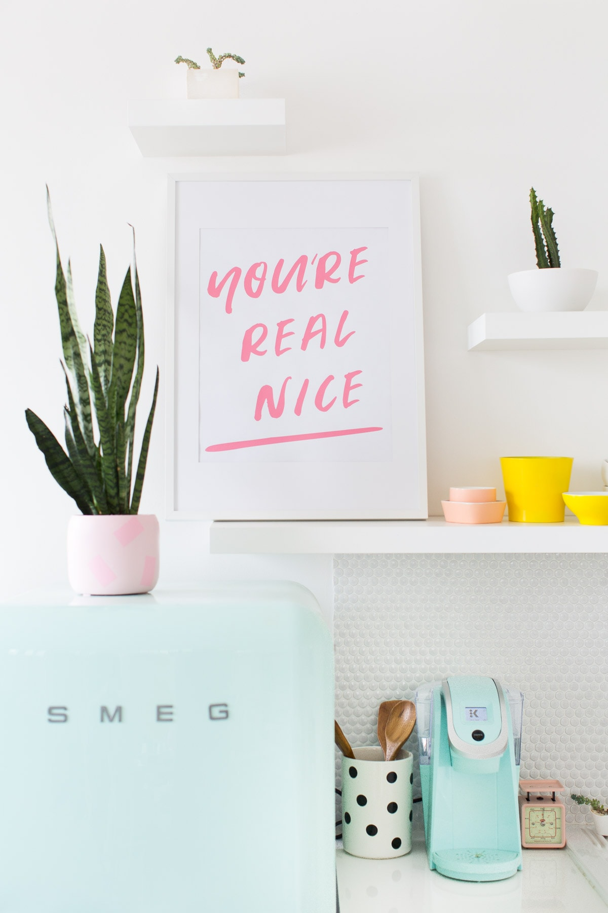 DIY printable inspiration artwork by top Houston lifestyle blogger Ashley Rose of Sugar and Cloth