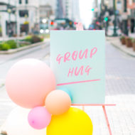 DIY printable inspiration artwork prints by top Houston lifestyle blogger Ashley Rose of Sugar and Cloth