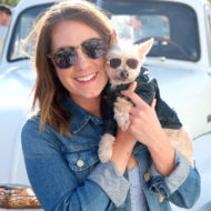 Ella Bean the Dog and Shopstyle in Austin for SXSW with top Houston lifestyle blogger Ashley Rose of Sugar and Cloth