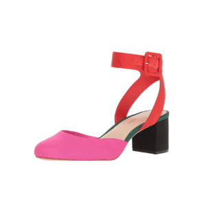 These Loeffler Randall Color block Heels are one of Sugar & Cloth's favorite style finds!