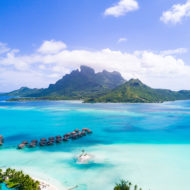 Our Honeymoon Part 2: Bora Bora, French Polynesia by top Houston lifestyle blogger Ashley Rose of Sugar and Cloth
