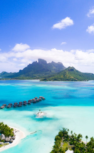 Our Honeymoon Part 2: Bora Bora French Polynesia (+video!)