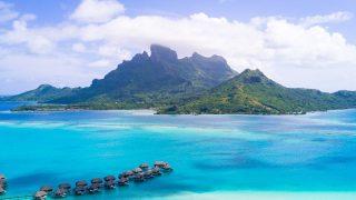 Our Honeymoon Part 2: Bora Bora French Polynesia (+video!)