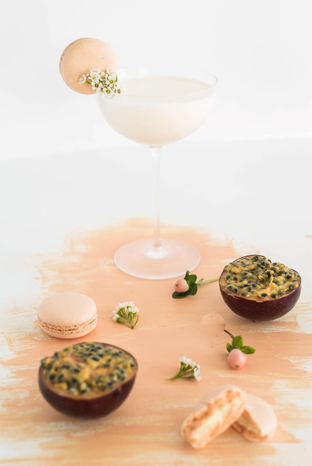 Glossary of Macarons Cocktail by Sugar & Cloth, an award winning DIY, recipe, and home decor blog.