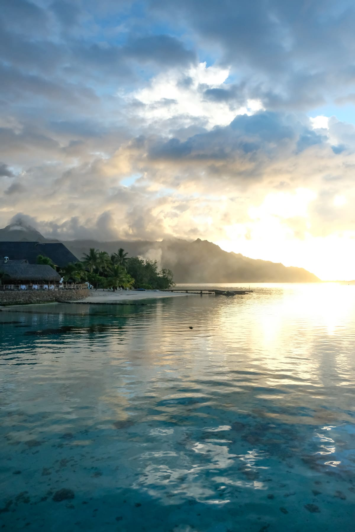 Our Honeymoon Part 1: Guide to Moorea French Polynesia by top Houston lifestyle blogger, Ashley Rose of Sugar and Cloth
