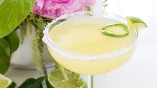 Jalapeño Skinny Margarita Recipe
