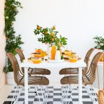 Summer Entertaining Idea: Orange You Glad Party