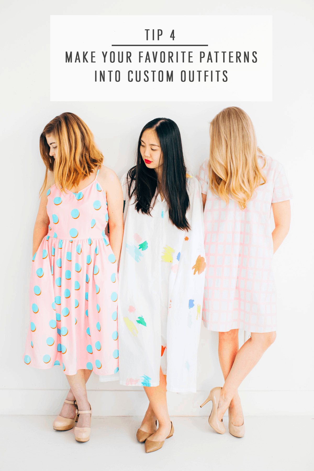 Ways to Add Temporary Pattern to a Party by Ashley Rose of Sugar & Cloth, a top Houston Lifestyle Blog