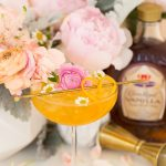 Whiskey Dreamcicle Cocktail Recipe by top Houston lifestyle blogger Ashley Rose of Sugar and Cloth