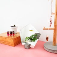 DIY Vanity Mirror by Ashley Rose of Sugar & Cloth, a top lifestyle blog in Houston, Texas