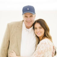 happy father's day from top houston lifestyle blogger, Ashley Rose of Sugar and Cloth