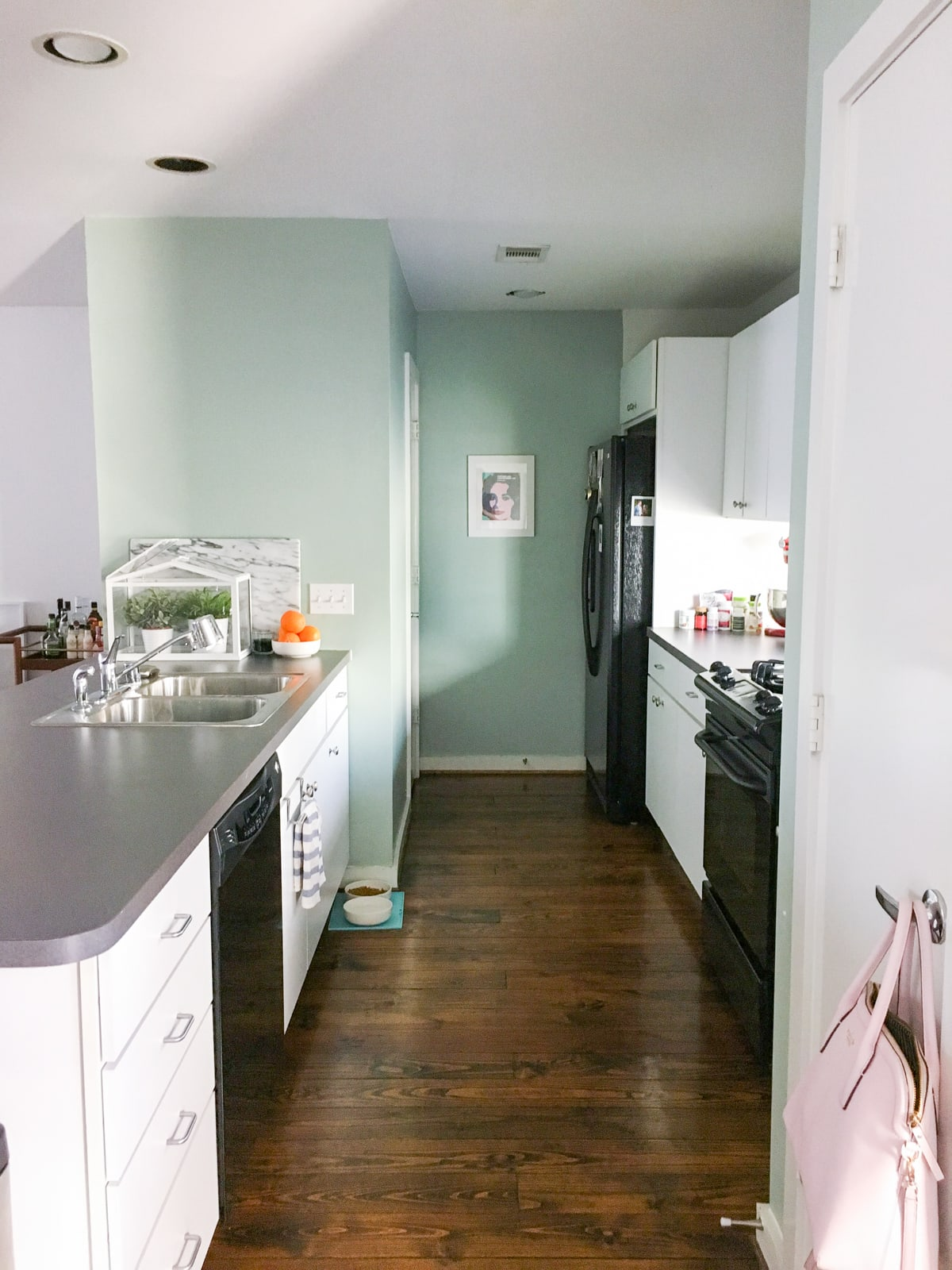 Our Home Renovations: Our Second Floor Plans & Before Photos by top Houston lifestyle blogger Ashley Rose of Sugar & Cloth