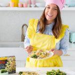 Healthy Dinners: Roasted Garlic White Bean Alfredo Recipe