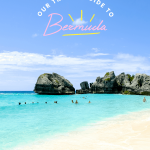 Our Travels To: Hamilton, Bermuda!