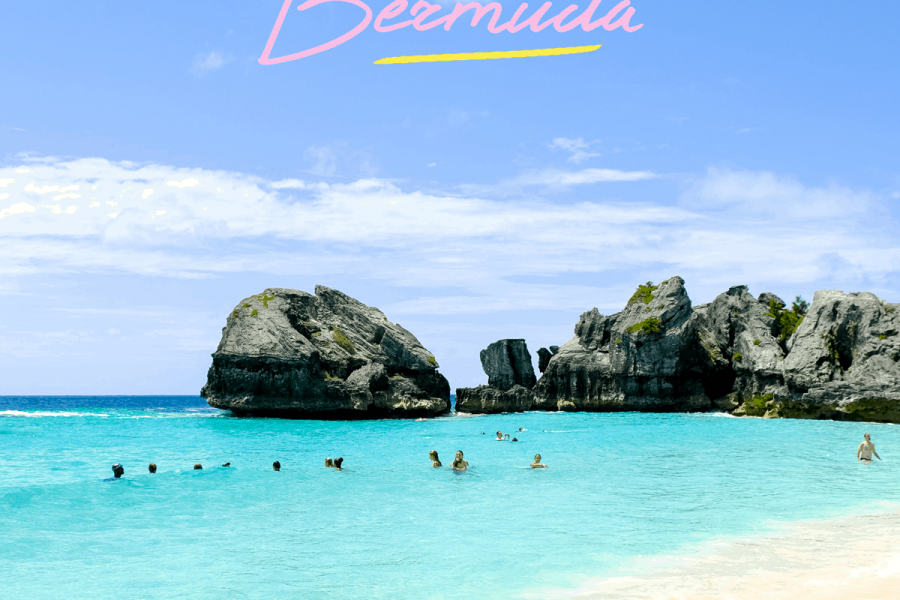 Our travel guide Hamilton, Bermuda and The Hamilton Princess Fairmont by top Houston lifestyle blogger Ashley Rose of Sugar and Cloth
