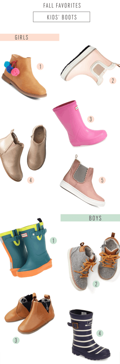 Fall Favorites - Boots Round-Up by Ashley Rose of Sugar & Cloth, a top lifestyle blog in Houston, Texas