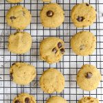 Oh So Chewy Pumpkin Chocolate Chip Cookies