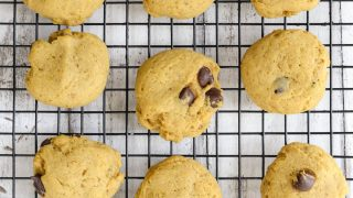 Easy Recipe: Pumpkin Chocolate Chip Cookies