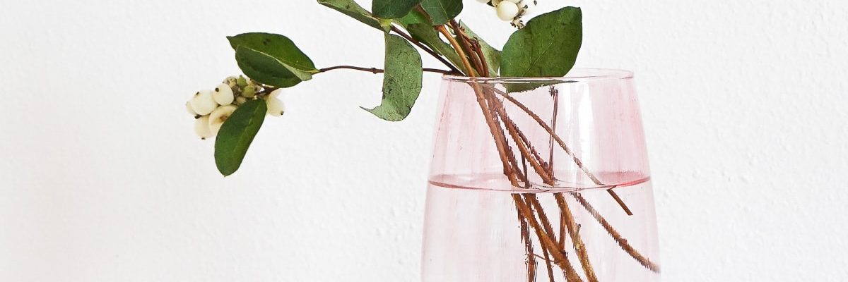 DIY Color-Glazed Stacked Vases by top Houston lifestyle blogger Ashley Rose of Sugar and Cloth