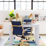 Modern Interiors: Bright Office Space Inspiration