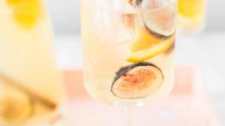 Autumn Fig Sangria Recipe