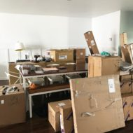 One Room Challenge Week 4: A Day My Life is Currently Chaos by top Houston lifestyle blogger Ashley Rose of Sugar & Cloth