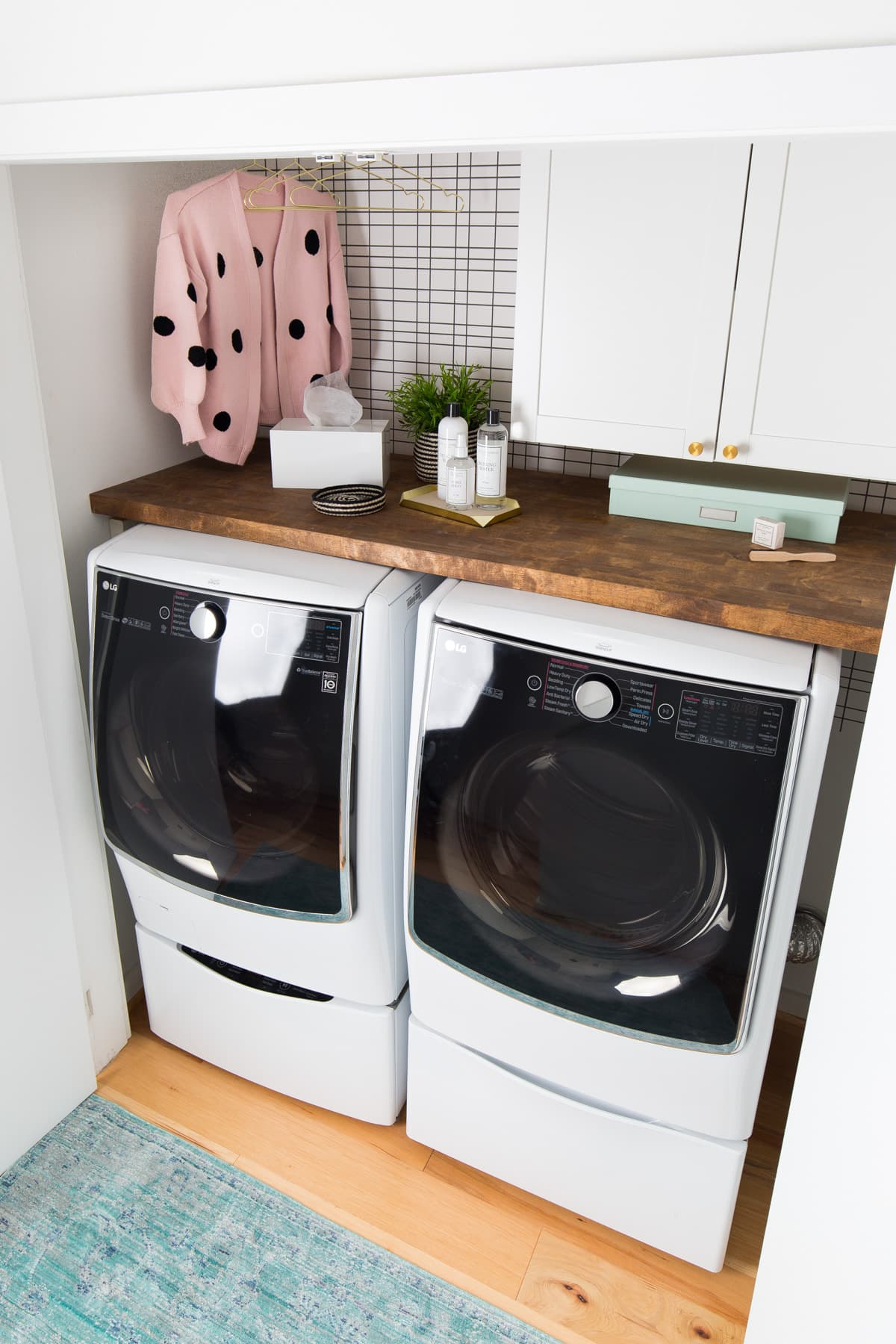 laundry room renovation-11 | sugar & cloth