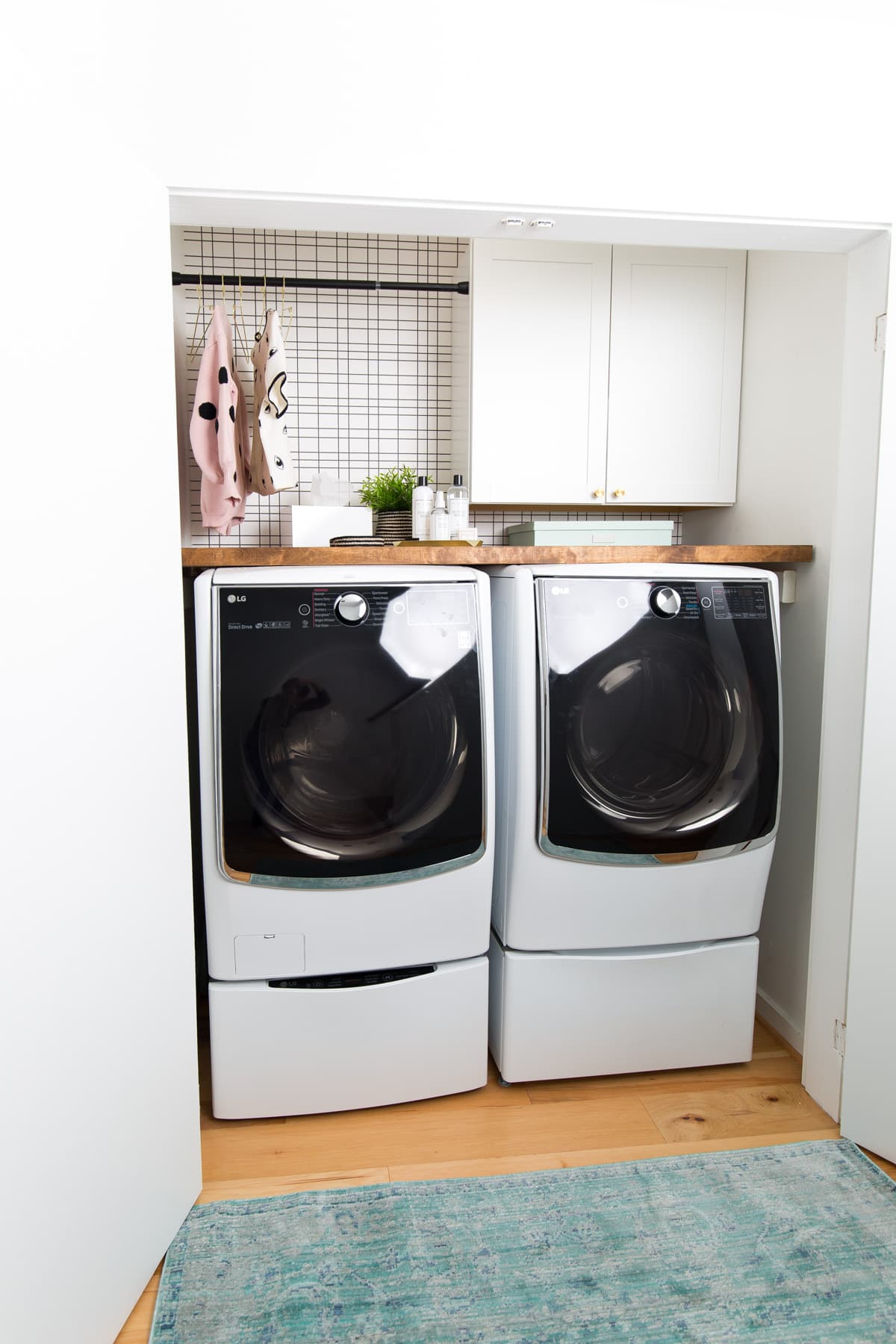laundry room renovation-4 | sugar & cloth