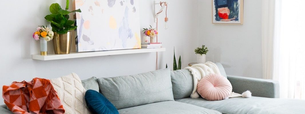 A Living Room Reno Update + The Weekly Edit
