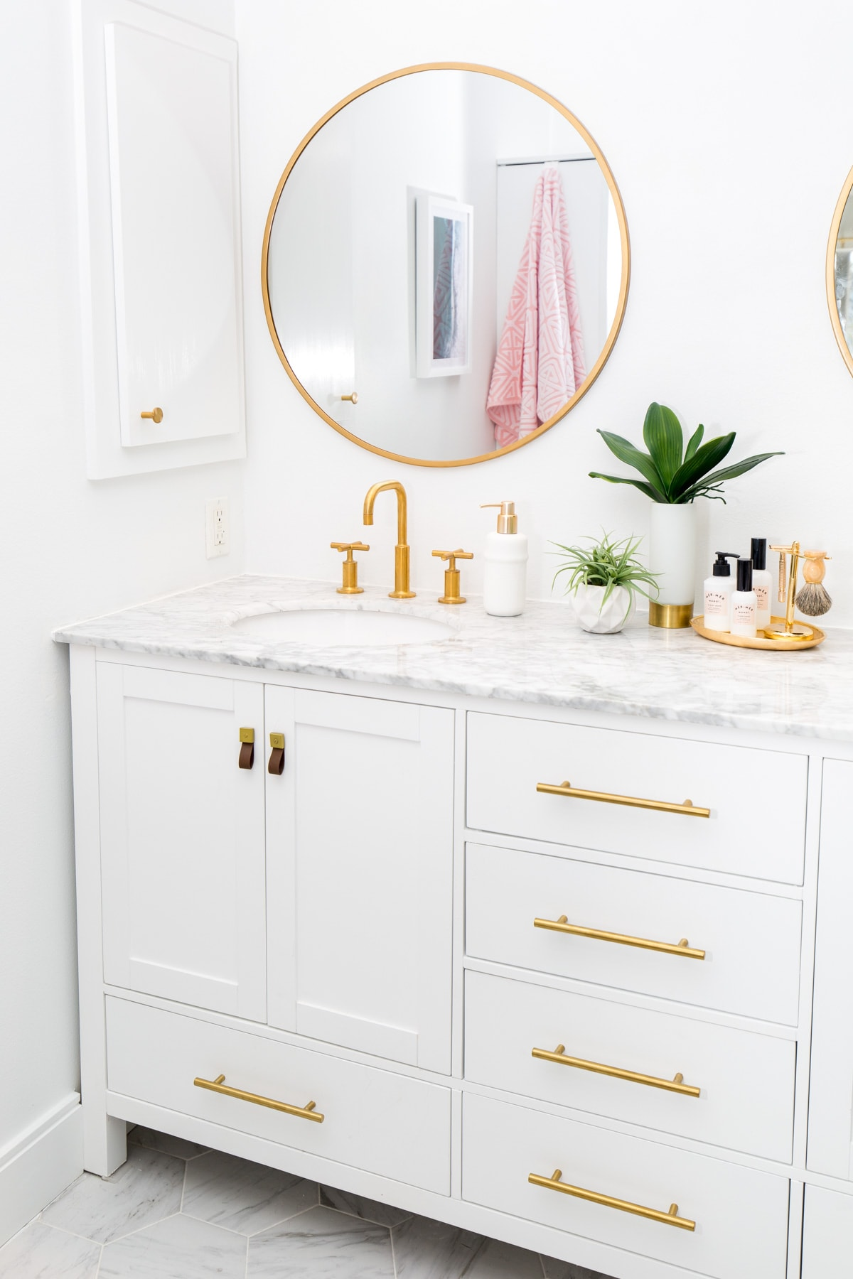 One Room Challenge Final Reveal: Our Master Suite Makeover (+ video) by top Houston lifestyle blogger ashley rose of sugar & Cloth