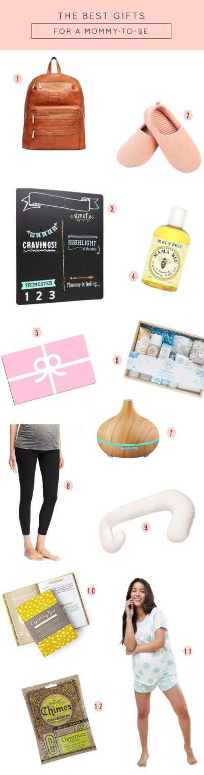 The Best Gifts for A Mommy-To-Be by Ashley Rose of Sugar & Cloth, a top Houston Lifestyle Blog