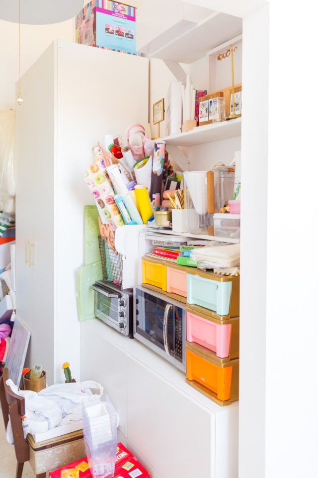 Sugar & Cloth Studio: The Horrifying Before Photos of Getting Organized with Jeffrey! by top Houston lifestyle blogger Ashley Rose of Sugar & Cloth