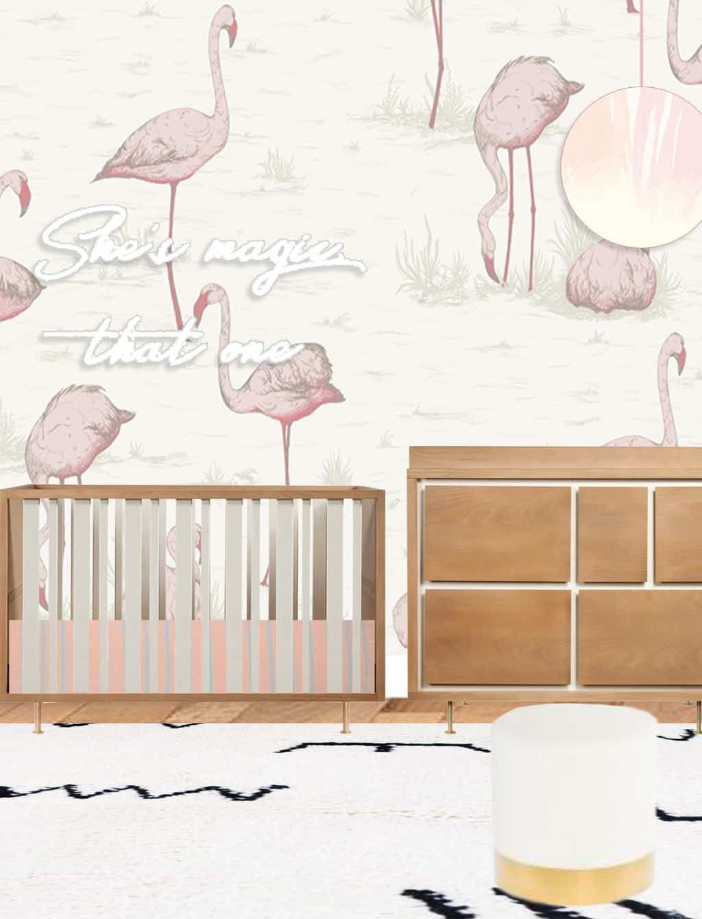 Little Sugar & Cloth: Our Nursery Room Design Plan! by top Houston lifestyle blogger Ashley Rose of Sugar & Cloth