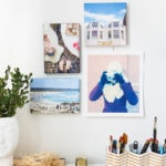 DIY Canvas Print Wall Art