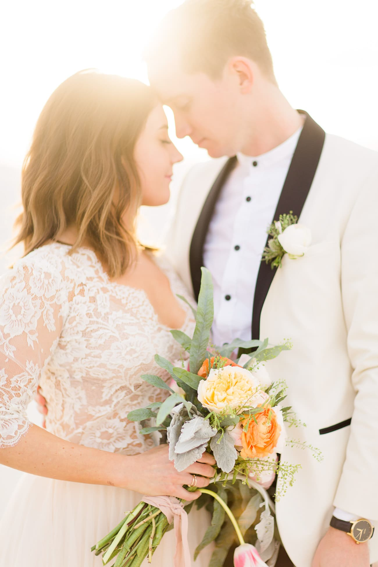 #SmithsGoneMild: Our Wedding Photos, Videos, & Vows! by top Houston lifestyle blogger Ashley Rose of Sugar and Cloth in White Sands New Mexico