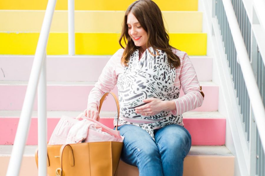 Little Sugar & Cloth: What Are Your Diaper Bag Essentials? + My ToteSavvy Hack! by top Houston lifestyle blogger Ashley Rose of Sugar and Cloth
