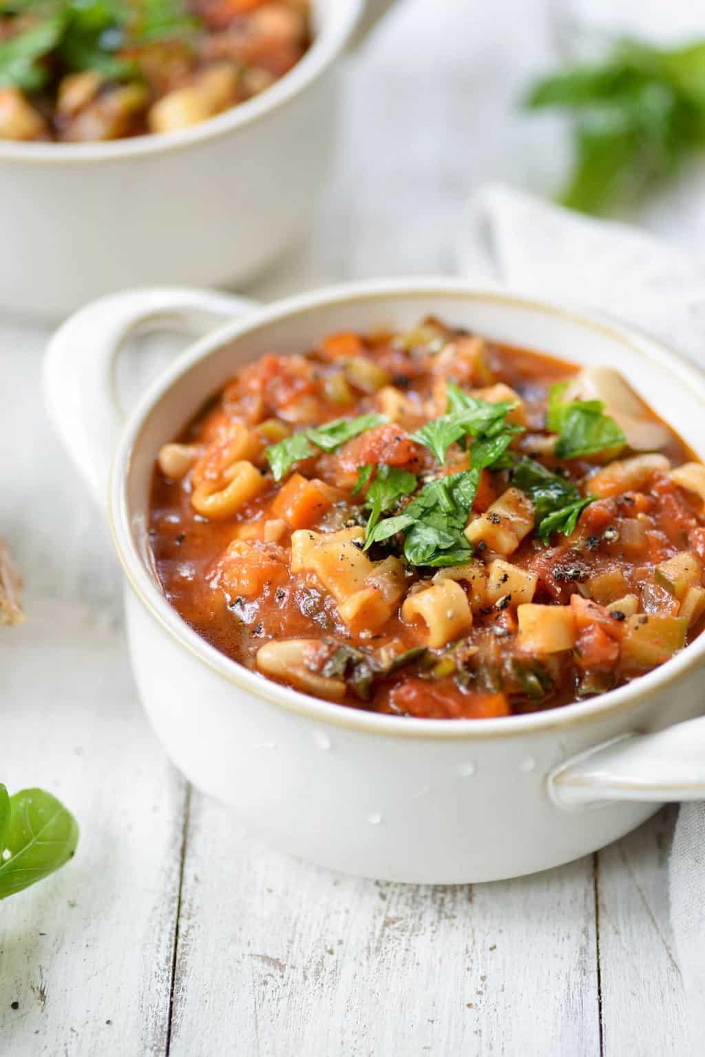 recipe for Instant Pot soup