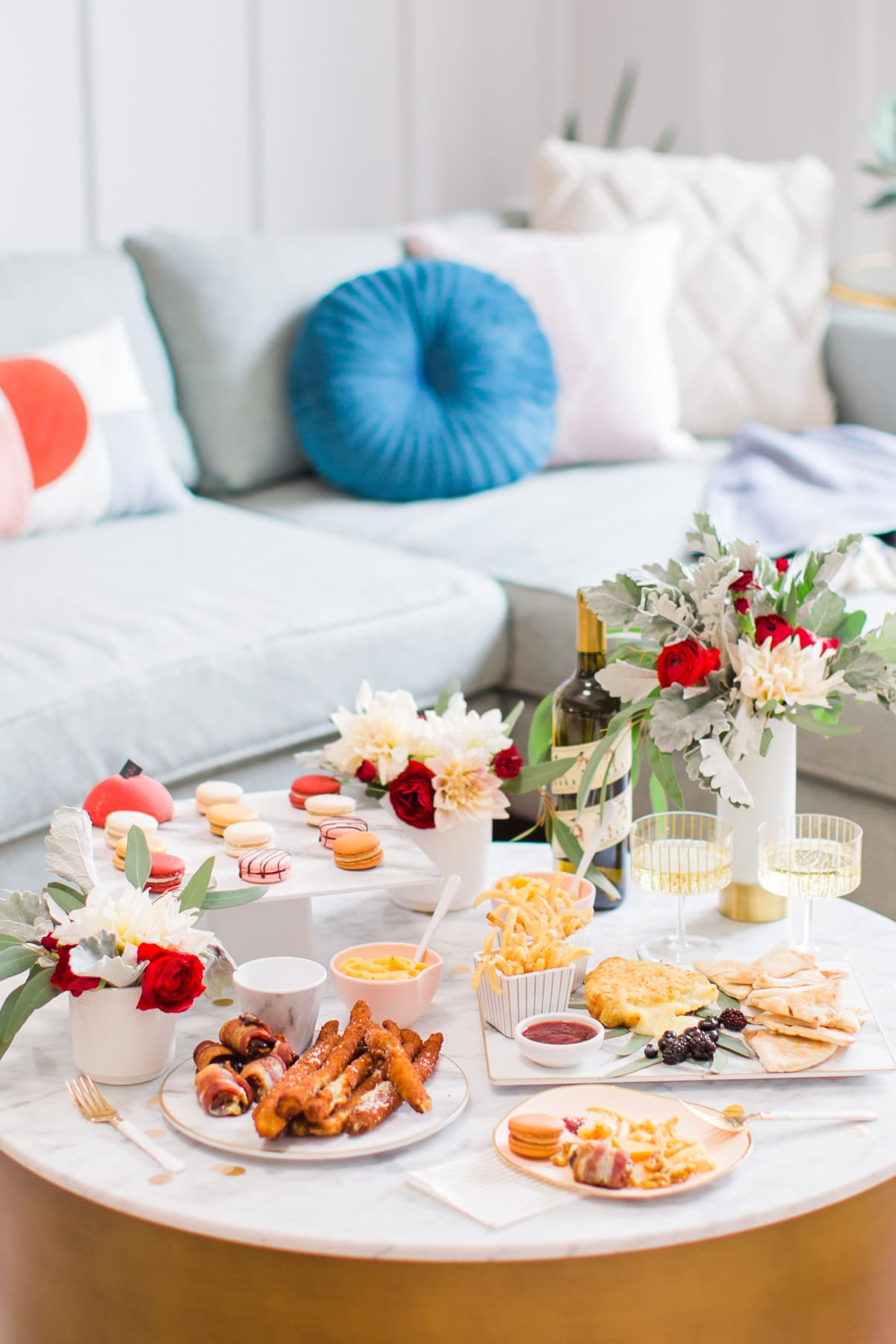 Ideas for Hosting An Oscars Party at Home Without Even Cooking by top Houston lifestyle blogger Ashley Rose of Sugar & Cloth