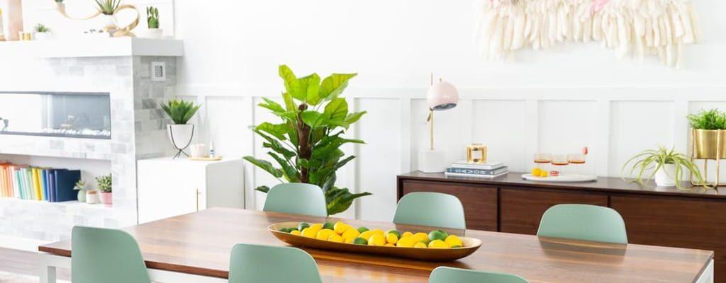 Sugar & Cloth Casa: Our Dining Room Makeover Reveal!