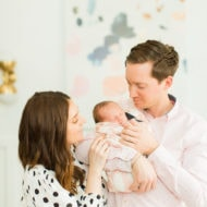 Gwen's newborn photos, Ashley Rose of Sugar & Cloth