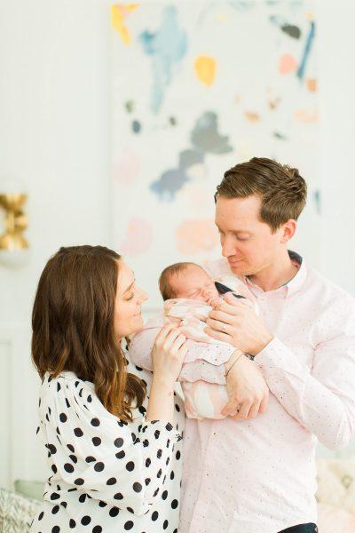 Gwen's newborn photos, Ashley Rose of Sugar & Cloth