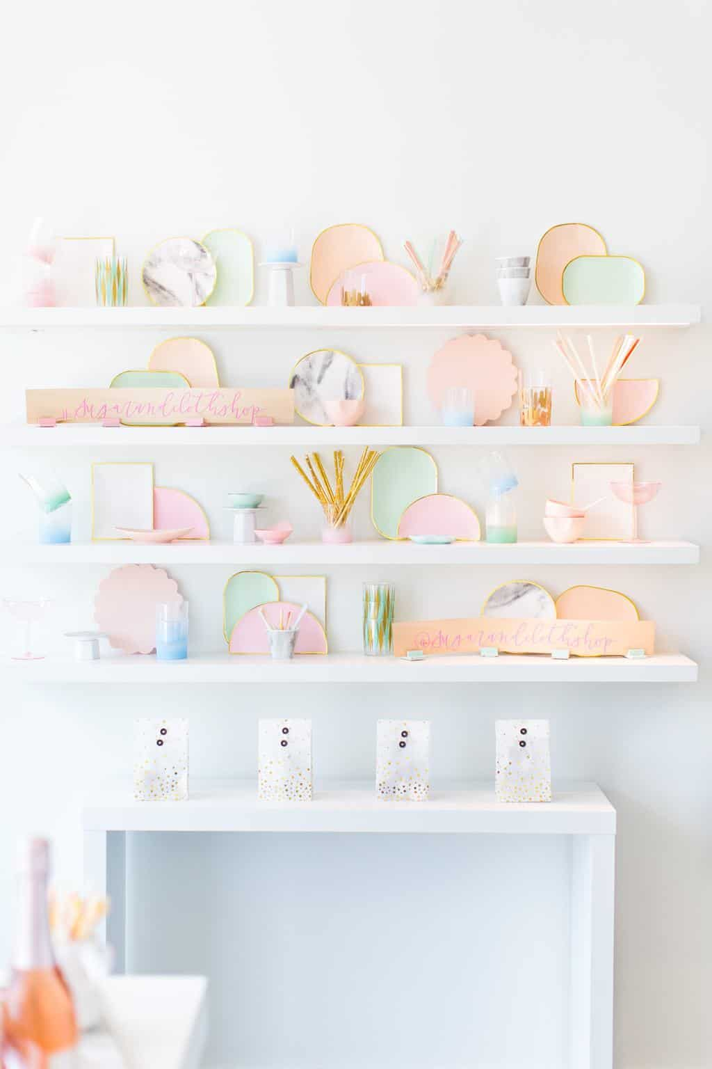 sugar and cloth shop products by top Houston blogger, Ashley Rose of Sugar & Cloth!