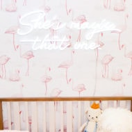 Little Sugar & Cloth: Gwen's Nursery Room Reveal! by top Houston lifestyle blogger Ashley Rose of Sugar & Cloth