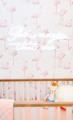 Little Sugar & Cloth: Gwen's Nursery Room Reveal!