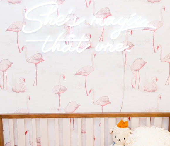 Little Sugar & Cloth: Gwen's Nursery Room Reveal! by top Houston lifestyle blogger Ashley Rose of Sugar & Cloth