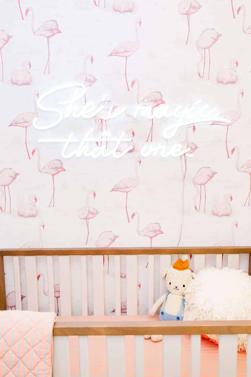 Little Sugar & Cloth Gwens Nursery Room Reveal By Top