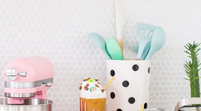 Cereal milk iced coffee by top Houston lifestyle blogger Ashley Rose of Sugar and Cloth