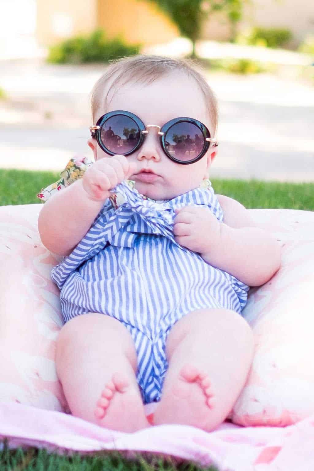 ee86c075d4c My Current Favorite Baby Sunglasses for Gwen