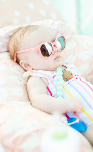 Little Sugar & Cloth: 12 Modern Pacifier Clips